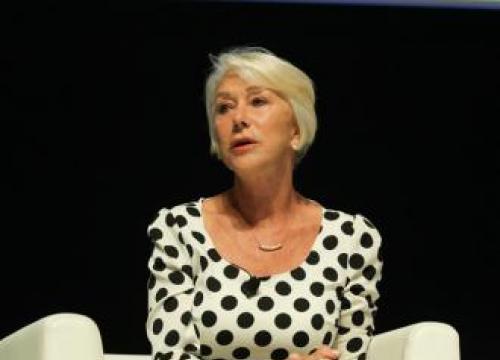 50 Cent Praises Sexy Helen Mirren