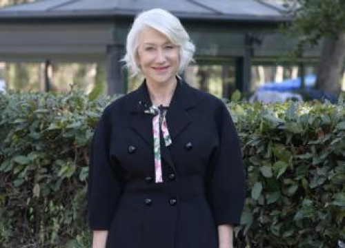 Dame Helen Mirren's Confidence Boost