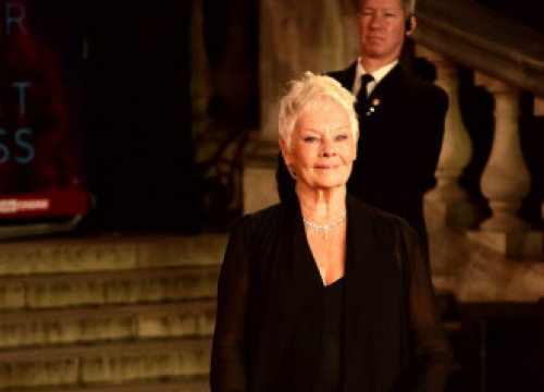 Dame Judi Dench Fearful Of Being Typecast As An Old Lady