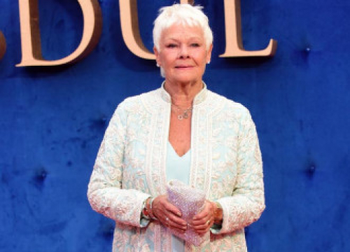 Dame Judi Dench's Late Husband Persuaded Her To Take Bond Role