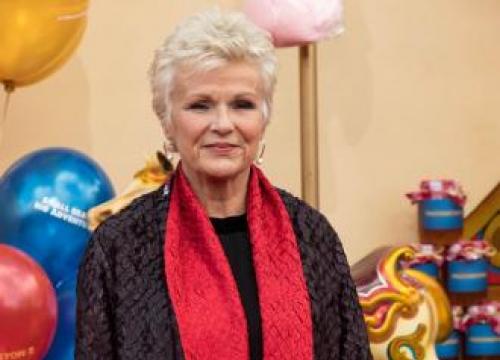 Dame Julie Walters Says Dick Van Dyke Is Full Of Energy