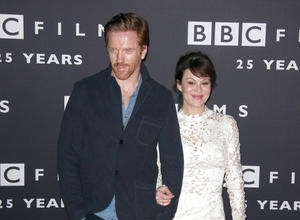 Damian Lewis And Helen Mccrory Ban Children From Computers