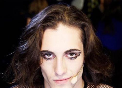Damiano David Loved Makeup