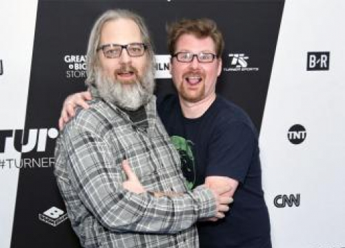 Rick And Morty Creator Wants To Make A Film Of The Cartoon