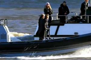 Daniel Craig And Rory Kinnear Are Followed By Film Crew On 'Spectre' London Set - Part 4