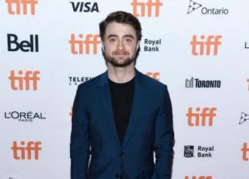 Daniel Radcliffe's Bradley Cooper Wig