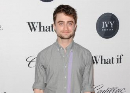 Daniel Radcliffe named Rear Of The Year 2015