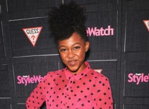 'Django Unchained' Actress 'Handcuffed After Kissing Companion'
