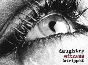 Daughtry - Witness (Stripped) [Audio] Video