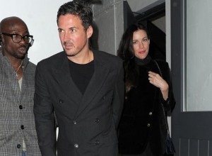 Liv Tyler Is Reportedly Pregnant With Second Child