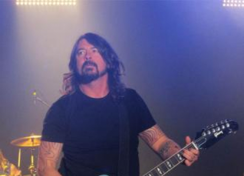 Dave Grohl's Mother's Madonna Fears