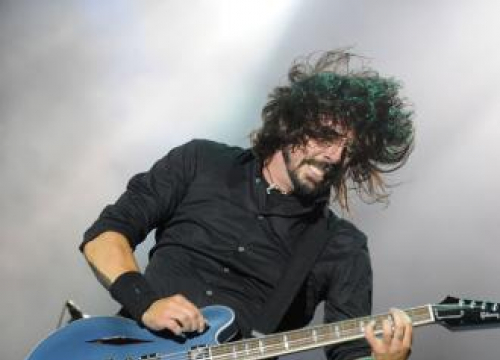 Dave Grohl Breaks Adele's Swearing Record