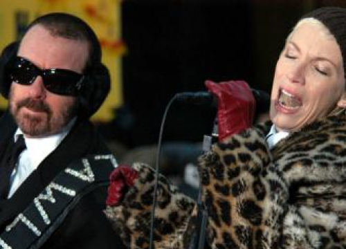 Dave Stewart Wants Eurythmics Reunion