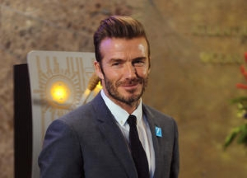David Beckham Helps Elderly Woman After Collapse