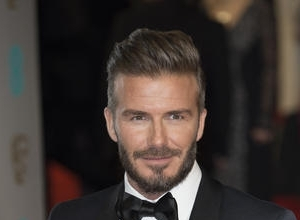 David Beckham Partners With UNICEF To Launch The Fund For Children '7'