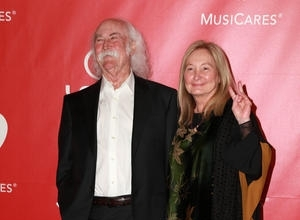 David Crosby Brands Kanye West An 'Idiot'