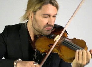 David Garrett - Alla Turca (From Piano Sonata in  A, K.331) Video
