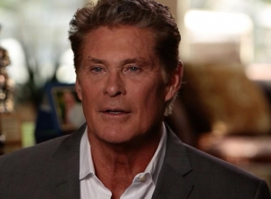 David Hasselhoff - True Survivor (Video Commentary) Video
