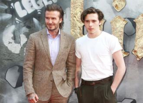 Brooklyn Beckham Determined To Prove Himself
