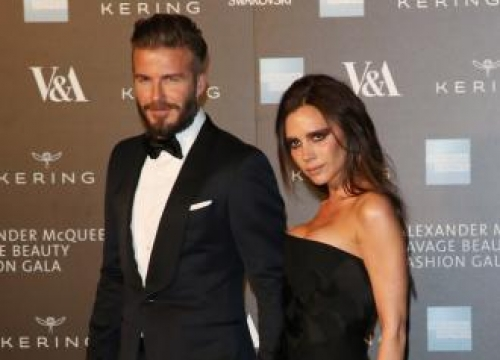 David And Victoria Beckham Selling La Mansion For £24m
