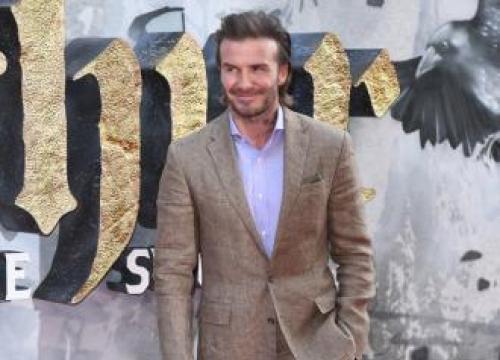 David Beckham Rules Out Botox