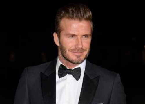 David Beckham to be Godfather to pal's son