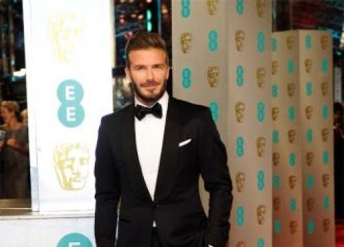 David Beckham's £250k birthday bash