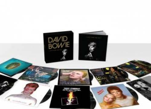 David Bowie putting out unreleased single edit