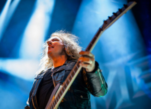David Ellefson Is 'Content And Happy' After Megadeth Exit
