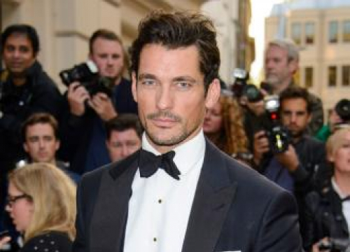 David Gandy Was Warned He'd 'Never' Earn More Than A Female Model