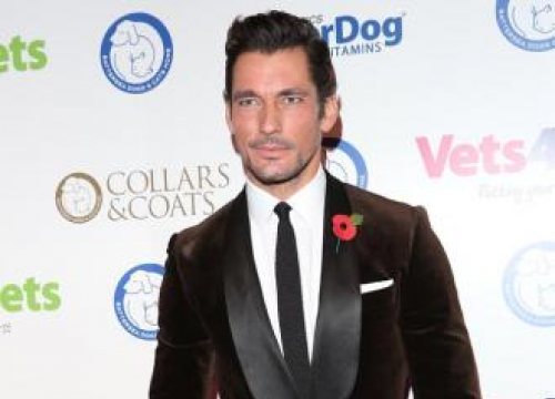 David Gandy To Launch 'Ethical' Haircare