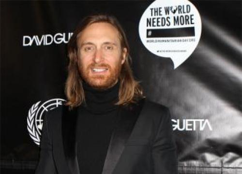 David Guetta for UEFA EURO 2016 anthem