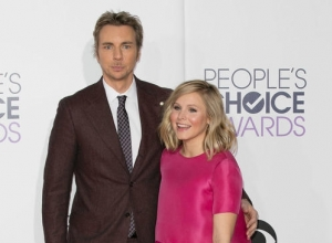 "Kristen Bell & Dax Shepard Will Only Have More Kids If She ""Accidentally Gets Pregnant"""
