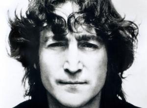 John Lennon, Keith Wortman and Kenny Aronoff