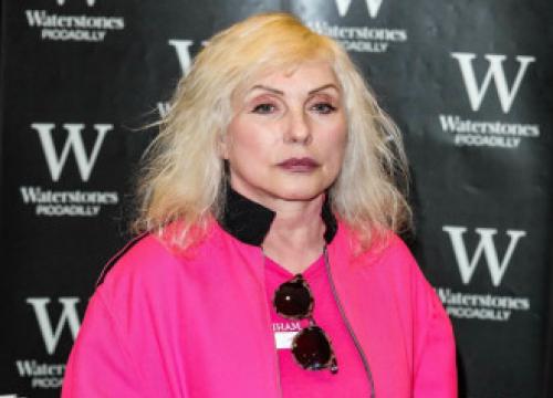 Debbie Harry Wishes She Wrote Wap