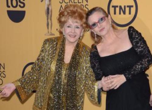 Debbie Reynolds' 'Beautiful Exit'