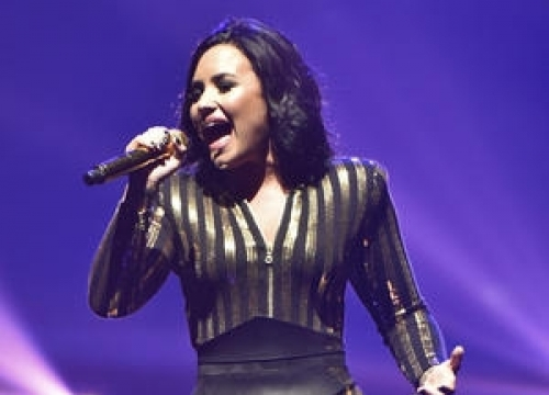 Demi Lovato Is Dating Fighter Luke Rockhold - Report