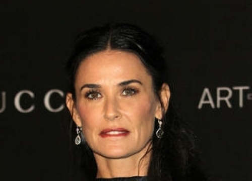 Demi Moore Targeted By Burglars