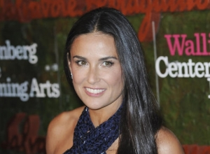 Burglars Reportedly Steal $200K Worth Of Designer Clothing From Demi Moore's Storage Unit