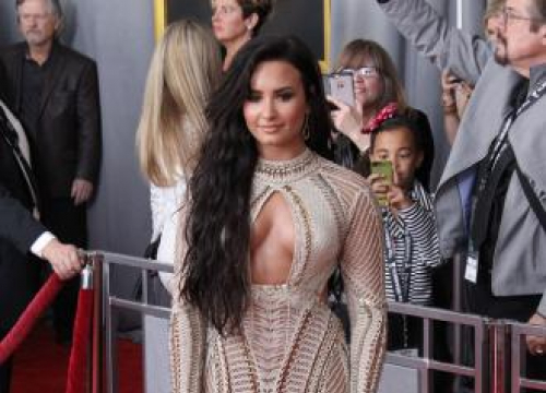 Demi Lovato Wants To Have A Conversation About Mental Health