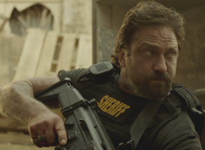 Gerard Butler And 50 Cent Embraced The Darkness In Den Of Thieves