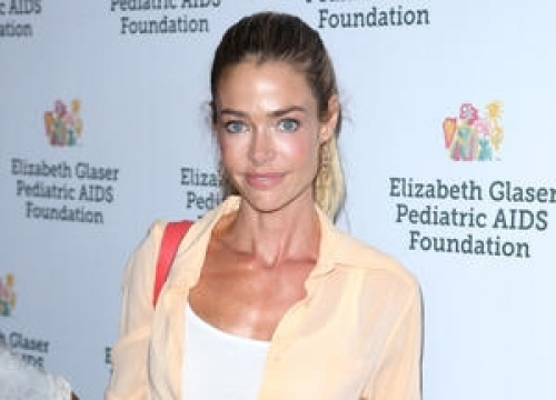Denise Richards Fires Back At Charlie Sheen After Father's Day Rant