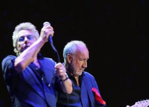 The Who Inspired By The Rolling Stones' To Produce New Music