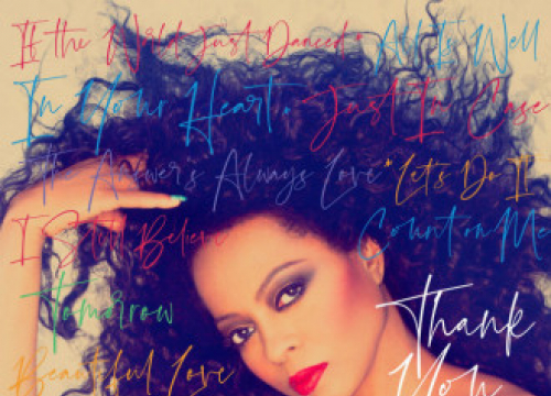 Diana Ross Announces First Album In 15 Years
