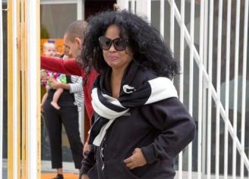 Diana Ross joins Twitter