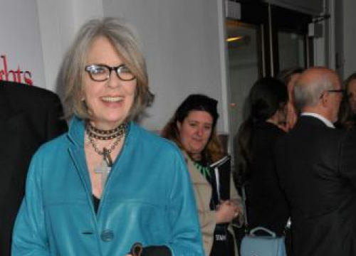 Diane Keaton Was 'Excited' By Hampstead Casting