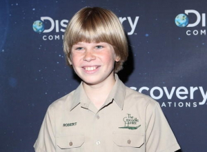 Steve Irwin's Son Is Just Like His Dad