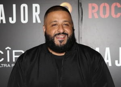 Dj Khaled Is A First-time Father
