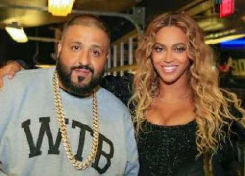 Dj Khaled Can't Look Beyoncé In The Eye