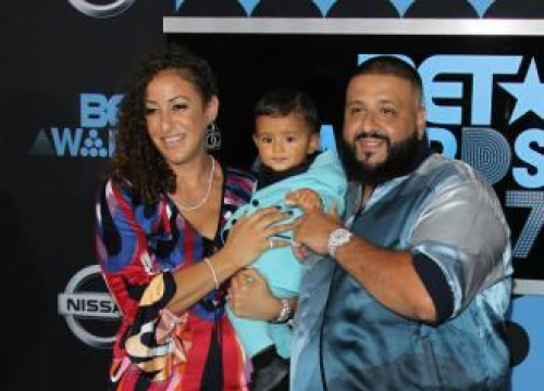 Dj Khaled Teaches His Son To Love Every Day